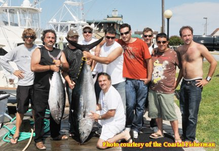 Ocean City Fishing Report on Filed Under  Ocean City Maryland Fishing Reports